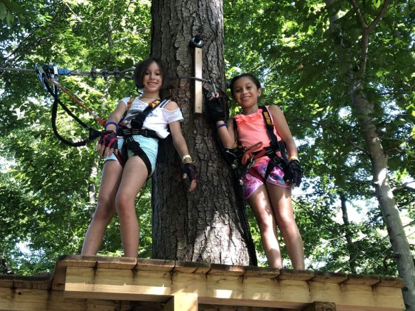 Where You Can Zipline In Around Nyc