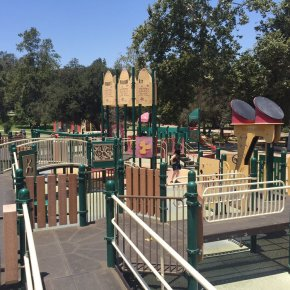 LA's Best Playgrounds for babies, toddlers and big kids