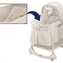 Recalled Kolcraft Sleeper