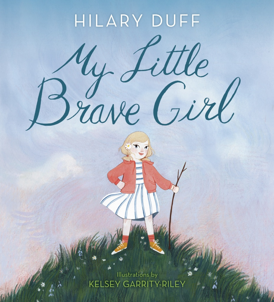 My Little Brave Girl cover