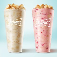 Sonic Cheesecake Blasts