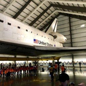 space shuttle endevour