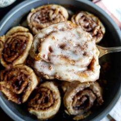 allergy friendly cinnamon rolls