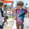 water play splash pad